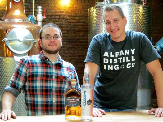 Albany Distilling John and Matt