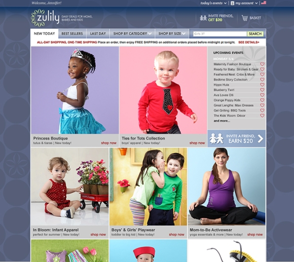 zulily_homepage